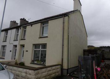 Thumbnail 3 bed semi-detached house for sale in Carmel, Caernarfon, Gwynedd