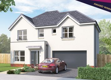 "Thumbnail 4 bed detached house for sale in ""The Westbury"" at West Main Street, Armadale"