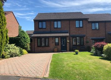 Thumbnail 4 bed semi-detached house for sale in Greenwell Park, Lanchester, Durham