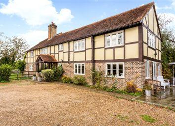 Thumbnail 4 bed semi-detached house for sale in Reams Farm, Lower Street, Hildenborough, Tonbridge