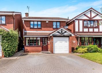 Thumbnail 3 bedroom detached house for sale in Nursery Drive, Penkridge, Stafford