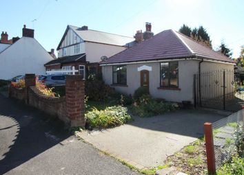 Thumbnail 3 bed detached bungalow for sale in The Hollies, Coalway Road, Wolverhampton