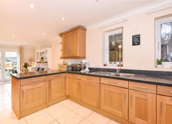 Thumbnail 6 bed detached house to rent in Three Mile Cross, Reading, Berkshire