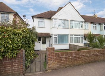 Telegraph Road, Walmer, Deal CT14. 3 bed end terrace house for sale
