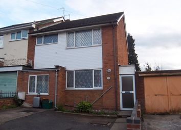 Thumbnail 3 bedroom semi-detached house to rent in Appletree Grove, Wolverhampton