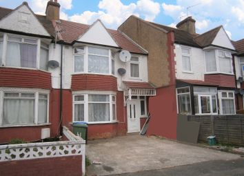 Thumbnail 3 bedroom terraced house to rent in Park Road, Wembley