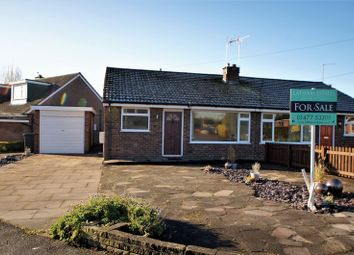 Thumbnail 2 bed bungalow for sale in Sandiford Road, Holmes Chapel, Crewe
