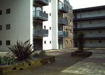 Thumbnail 2 bed flat to rent in Isaac Way, Manchester