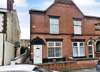 Thumbnail 2 bed semi-detached house for sale in College Street, Long Eaton, Nottingham