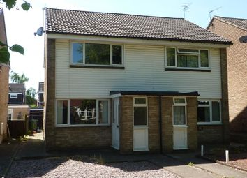 Thumbnail 2 bed semi-detached house for sale in Ashlands Close, Northallerton