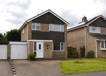 Thumbnail 3 bed detached house to rent in Glebe Road, Deanshanger, Milton Keynes