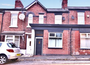 2 bed terraced house for sale in Wistaston Road, Crewe, Cheshire CW2
