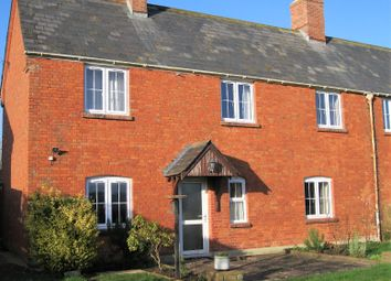 Thumbnail 3 bed semi-detached house to rent in Crossland Cottages, Nynehead, Wellington, Somerset