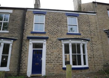 Thumbnail 3 bed terraced house to rent in Albert Hill, Bishop Auckland