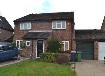 Thumbnail 2 bed link-detached house to rent in Wenlock Way, Thatcham