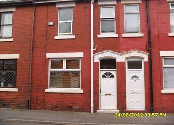 Thumbnail 2 bedroom terraced house to rent in Mersey Street, Ashton-On-Ribble, Preston