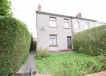 Thumbnail 3 bed semi-detached house for sale in Two Locks Road, Two Locks, Cwmbran