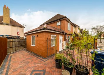 Thumbnail 2 bedroom end terrace house to rent in Olive Road, London
