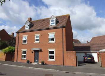 Thumbnail 5 bed detached house for sale in Park Road, Bowerhill, Melksham