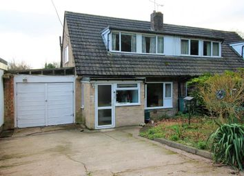 Thumbnail 2 bed semi-detached house for sale in Upper Pinewood Road, Ash