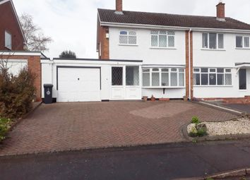 3 bed semi-detached house to rent in Glenwood Rise, Stonnall, Walsall WS9