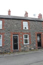 Thumbnail 2 bed terraced house for sale in Tan Y Graig, Bangor