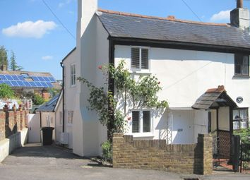 Thumbnail 2 bed semi-detached house to rent in Middle Hill, Englefield Green, Egham