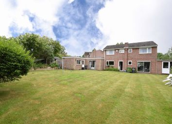 Thumbnail 5 bed detached house for sale in Penwood Heights, Penwood, Highclere, Newbury
