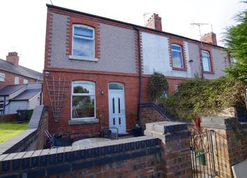 Thumbnail 2 bedroom end terrace house for sale in Mount Pleasant, Ponciau, Wrexham