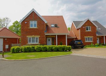 Thumbnail 2 bedroom detached house for sale in Knoll Gardens, Abergavenny
