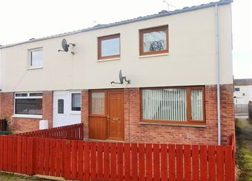 Thumbnail 3 bed end terrace house for sale in Califer Road, Forres