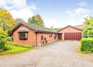 Thumbnail 3 bed bungalow for sale in Clayton Road, Clayton, Newcastle Under Lyme, Staffordshire