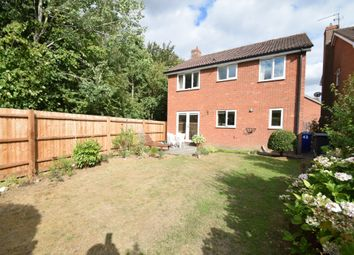 Thumbnail 4 bed detached house for sale in Thistledown Drive, Ixworth, Bury St. Edmunds