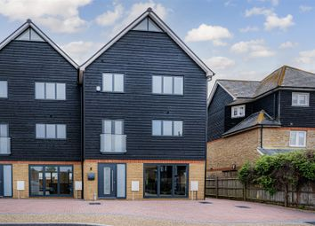 Thumbnail 4 bed end terrace house for sale in Waterside Close, Faversham
