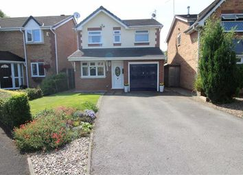 Thumbnail 3 bedroom detached house for sale in Poppyfield, Cottam, Preston