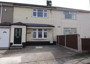 Thumbnail 2 bed property to rent in Beauvale Crescent, Hucknall, Nottingham