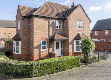 Thumbnail 4 bed property for sale in Shrub Road, Hampton Vale, Peterborough