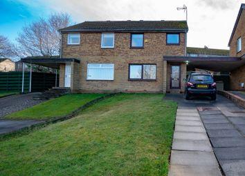 Thumbnail 3 bed flat to rent in Hallcroft Park, Ratho, Edinburgh