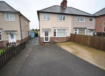 Thumbnail 3 bed semi-detached house to rent in Church Street South, Chesterfield