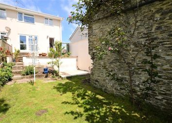 Thumbnail 3 bed semi-detached house for sale in Oaklands Park, Buckfastleigh, Devon