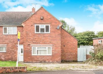 Thumbnail 3 bed end terrace house for sale in Brook Street, Clay Cross, Chesterfield, Derbyshire