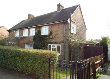 Thumbnail 2 bed semi-detached house for sale in Lee Road, Calverton, Nottingham, Nottinghamshire