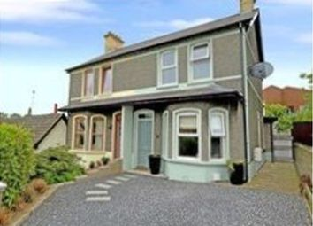 Thumbnail 3 bed semi-detached house for sale in Brooklyn Avenue, Bangor
