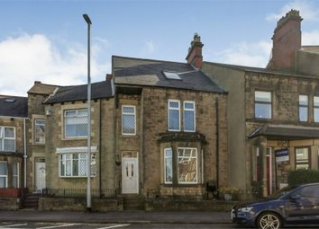 Thumbnail 3 bed terraced house for sale in Station Road, Stanley, Durham