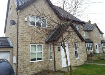 Thumbnail 3 bed semi-detached house to rent in Clarendon Court, Shildon