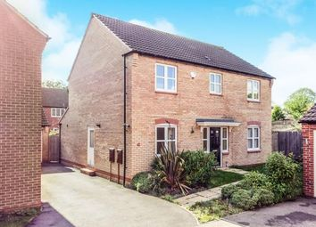Thumbnail 4 bedroom detached house for sale in Corinthian Close, Hucknall, Nottingham, Nottinghamshire