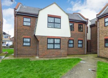 Thumbnail 1 bed flat for sale in Sanders Road, Canvey Island, Essex