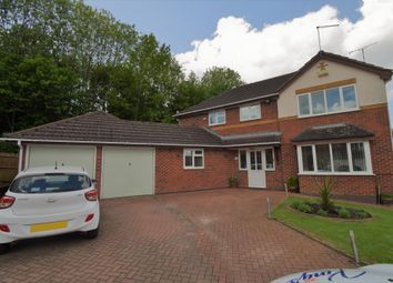 Thumbnail 4 bed detached house for sale in Belflower Road, Hamilton, Leicester