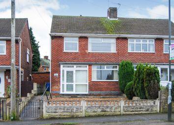 3 bed semi-detached house for sale in Windsor Crescent, Kirk Hallam DE7