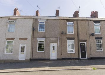 Thumbnail 2 bed terraced house for sale in Valley Road, Barlow, Dronfield